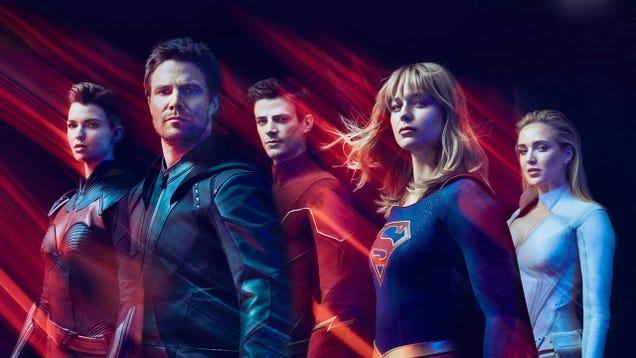 I Think I m Done With the Arrowverse