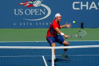 Illustration for article titled Jack Sock's Run In US Open Comes To Close