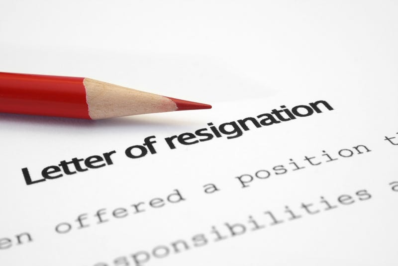 how to resign from job