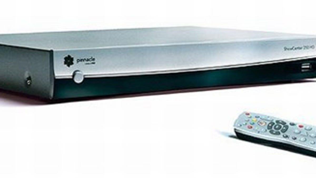 Pinnacle\'s ShowCenter 250HD Media Streamer Plays DivX and XviD