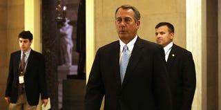 House Speaker John Boehner (Alex Wong/Getty Images)