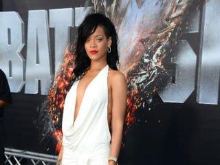 Illustration for article titled Stop Slut-Shaming Rihanna