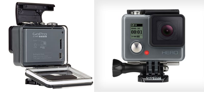 Leaked: GoPro's New, Budget-Friendly HERO Action Camera