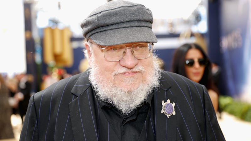 Illustration for article titled George R.R. Martin wanted Game Of Thrones to run for 13 seasons
