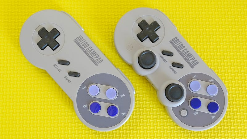 If You Love Retro Gaming, the SN30 Pro Is the Only Gamepad