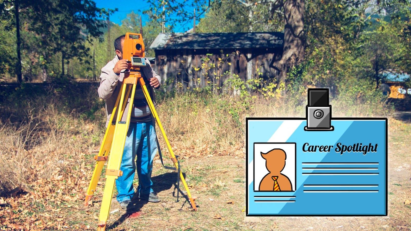Career Spotlight What I Do As A Land Surveyor