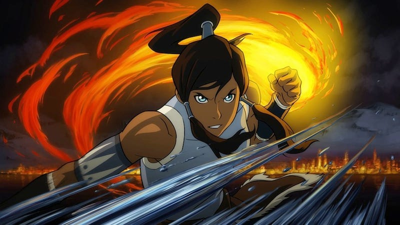 Last Friday I Wrote A Short Post About How Was Disappointed With The First Season Of Legend Korra Kept It Pretty And Sweet
