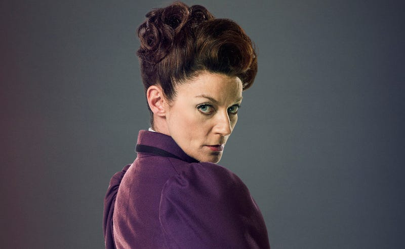 Illustration for article titled Michelle Gomez Wants To Keep Playing Missy on Doctor Who For Years