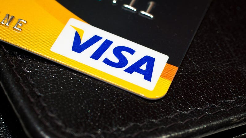 Illustration for article titled Visa Is Experimenting With Biometric Payment Systems
