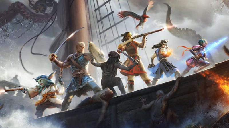 Illustration for article titled Pillars Of Eternity II: The First 50 Hours