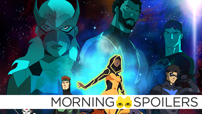 Oh, isn't it so good to have Young Justice back?