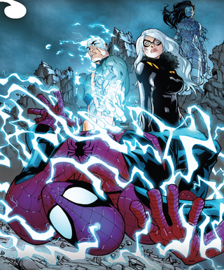 Illustration for article titled Amazing Spider-Man #5 Is In Full Swing