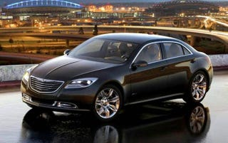 Illustration for article titled You Know The Next Chrysler 300 Will be FWD, Right?