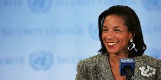 U.N. Ambassador Susan Rice (Spencer Platt/Getty Images News)