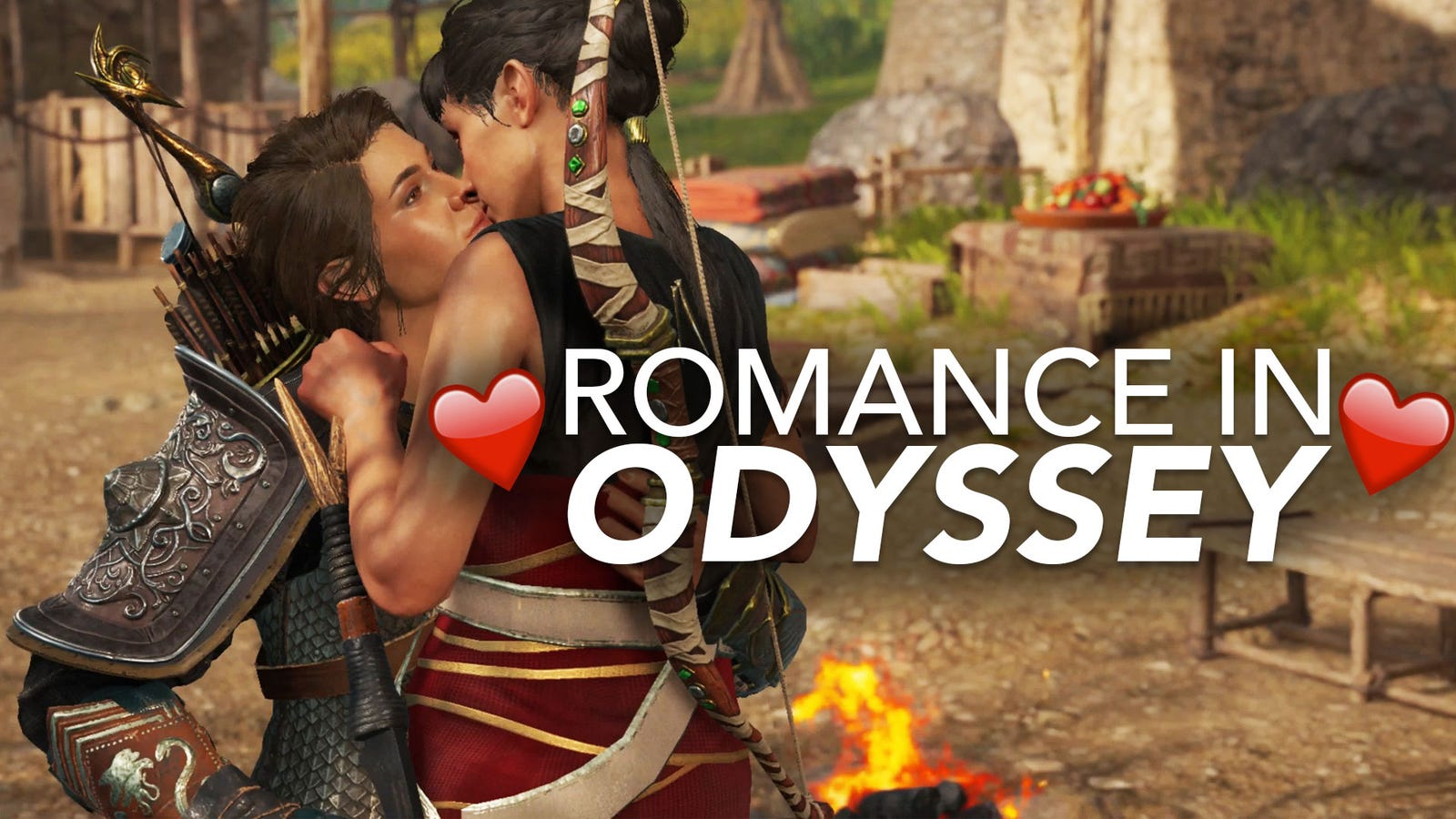 Assassins creed odyssey always flirt [PUNIQRANDLINE-(au-dating-names.txt) 38