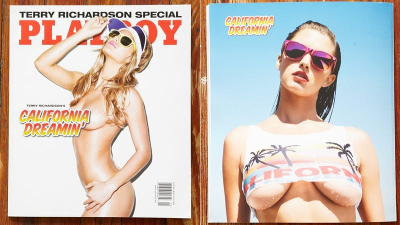 Illustration for article titled Playboy's Special All-Terry Richardson Issue Is Out Now