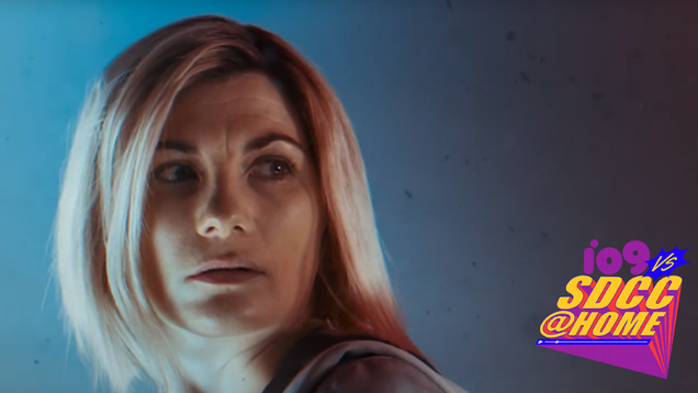 Doctor Who Season 13 s SDCC 2021 Trailer Brings in New Friends and New Foes