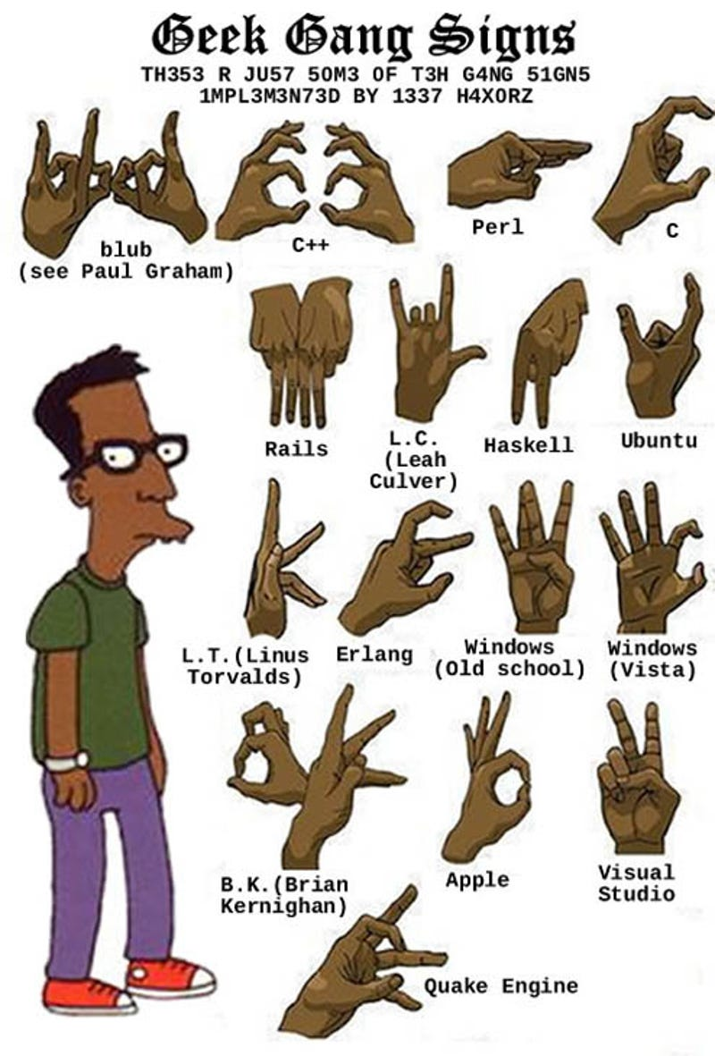 Blood gang signs and symbols image collections symbol and sign ideas geek gang signs might get you shot in compton buycottarizona biocorpaavc