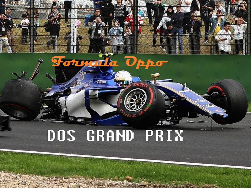 Illustration for article titled Formula Oppo: The DOS Grand Prix of Block 229