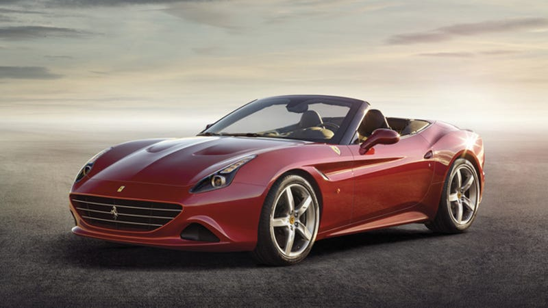 Illustration for article titled 2015 Ferrari California T: This Is It