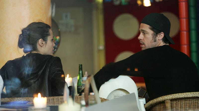 Illustration for article titled Brad Pitt Reportedly Thinks Angelina Jolie Is 'Disgusting' for Starting a Public Divorce Battle