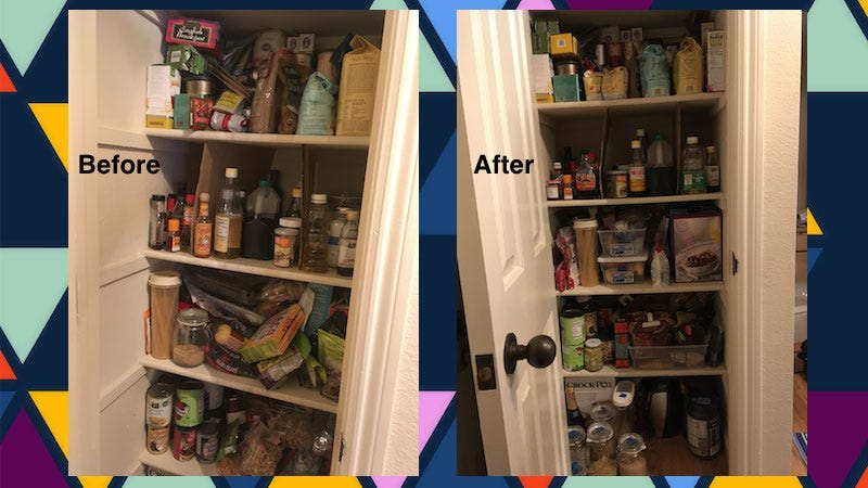 How To Finally Organize Your Pantry Once And For All