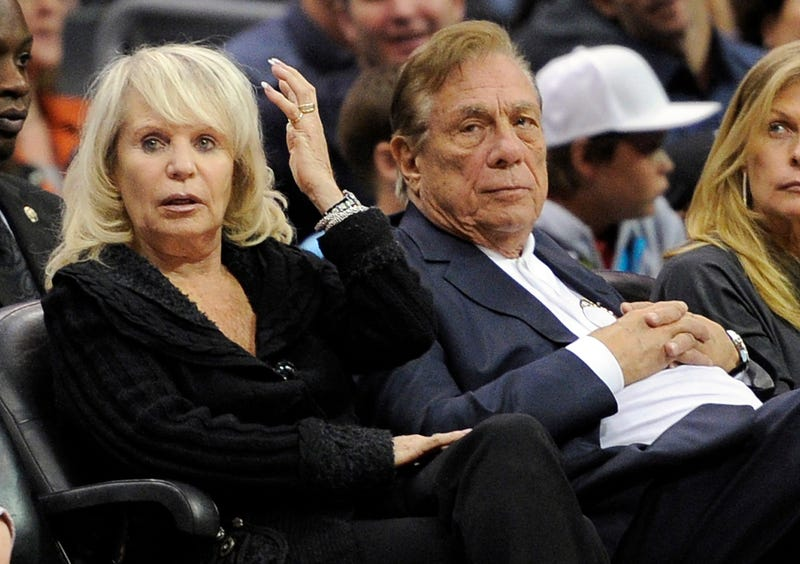 Illustration for article titled Shelly Sterling Wants To Keep The Clippers; Everyone Else Wants Her Out