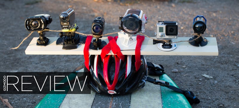 The Best Action Camera Spring 2014 Edition
