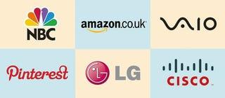 El significado oculto detrás de 40 logos famosos