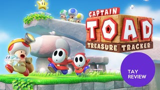 Illustration for article titled Captain Toad: Treasure Tracker​: The TAY Review