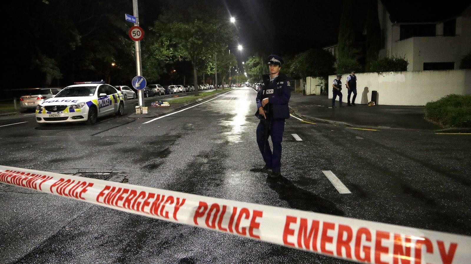 Video De Masacre En Nueva Zelanda Image: Ataque En Nueva Zelanda: El Vídeo Que Facebook Hizo Viral
