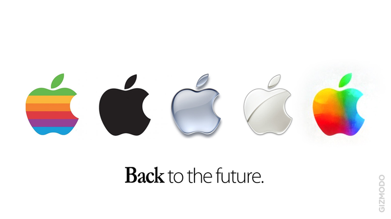 The Evolution and History of the Apple Logo | Edible Apple