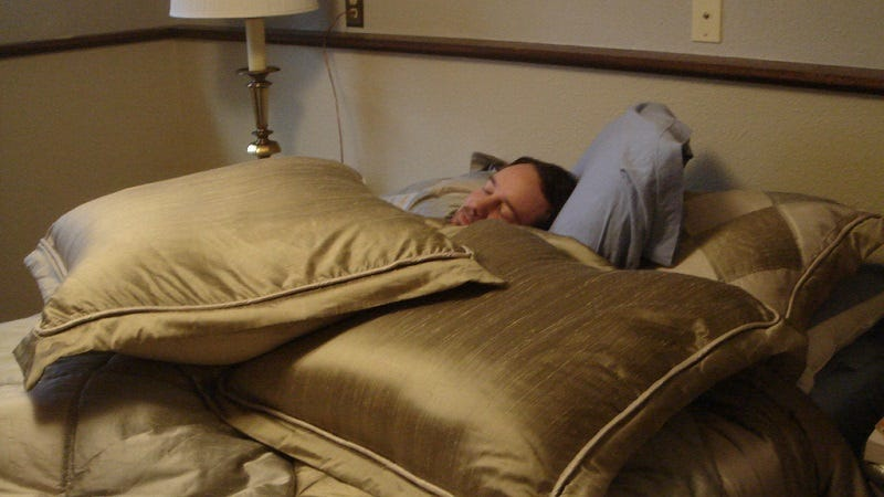 Sleeping In Too Much on the Weekend May Be Bad for Your Health