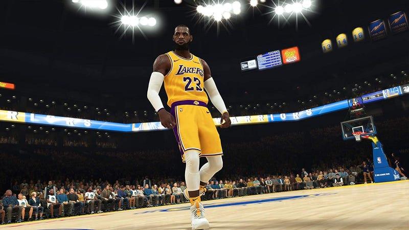 NBA 2K19 | $40 | Amazon | PS4, Xbox One y SwitchImagen: Amazon