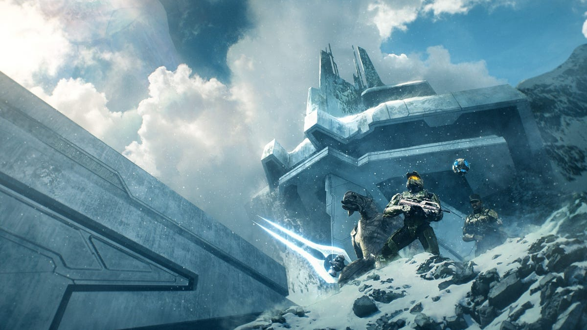 The Master Chief Collection is Getting Two Announcements This Month