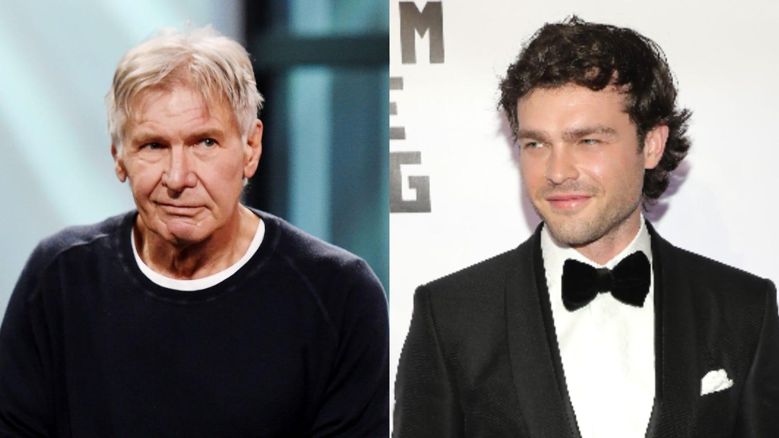 Hero Harrison Ford may die in the new series of Star Wars 02/19/2015 31