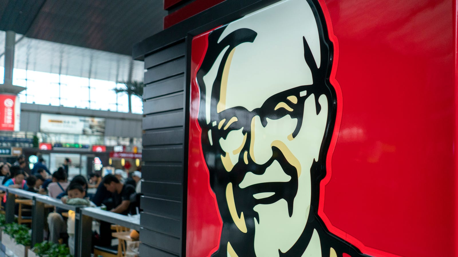 Well played, anonymous social media intern: KFC's Twitter account only follows 11 Herbs and Spice Girls