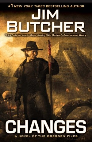 """Illustration for article titled """"Changes"""" Gives The Dresden Files Series A Welcome Shakeup"""