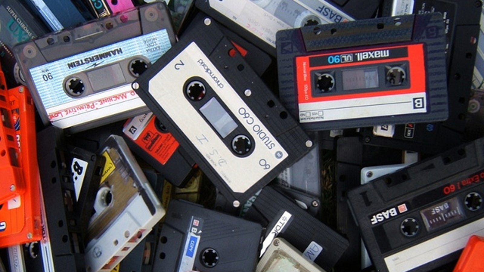 Turn Your Rare and Homemade Cassette Tapes Into MP3s with ...
