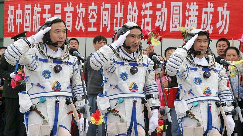 Foto: Color China Photo / AP Images.