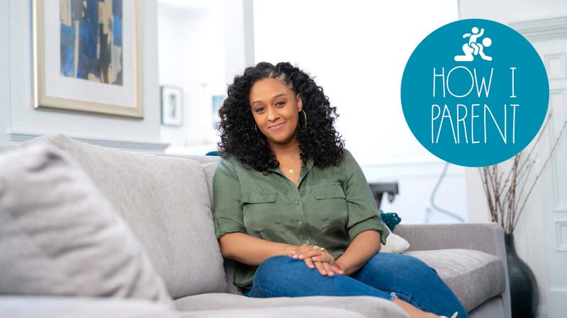Illustration for article titled I'm Actress Tia Mowry, and This Is How I Parent