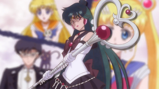 Illustration for article titled Time Travel Is The Least Of Everyone's Concerns On Sailor Moon Crystal