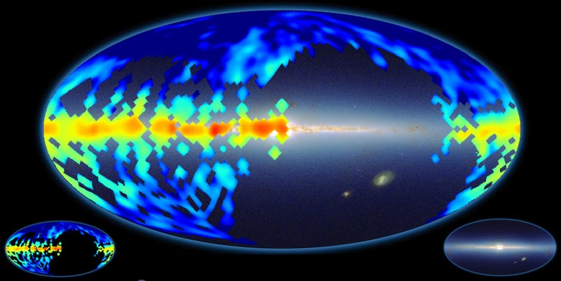 Illustration for article titled This Interactive Map Could Help Astronomers Solve A 92-Year-Old Mystery