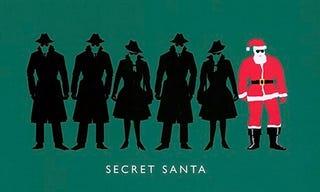 Illustration for article titled Secret Santa Gift Giving Guide