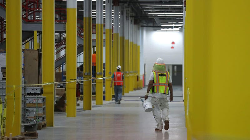 Amazon and Facebook Listed Among the Dozen Most Dangerous Workplaces