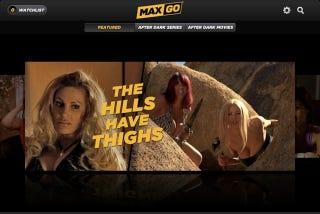 Cinemax core porn soft