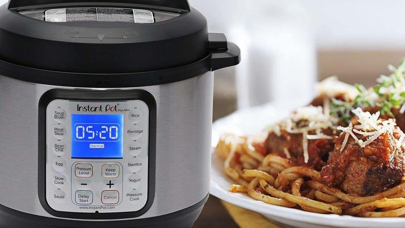 Instant Pot Duo Mini Plus | $55 | Amazon