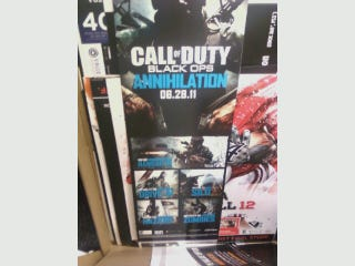 Illustration for article titled The Third Call of Duty: Black Ops Map Pack Hits This Month, Includes Shangri-La Zombies