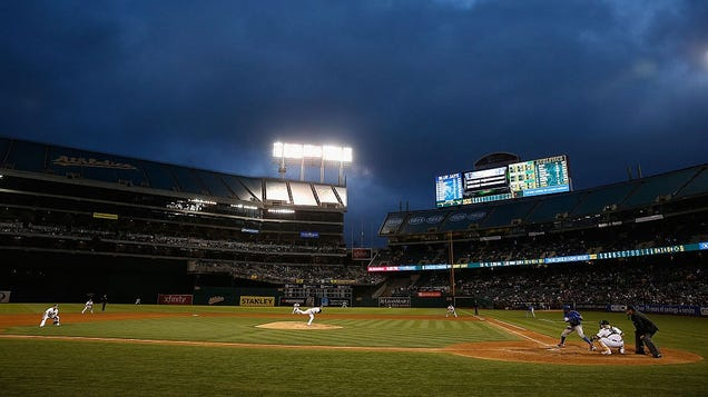 MLB Will No Longer Allow The Oakland A's To Pretend To Be A Sma…