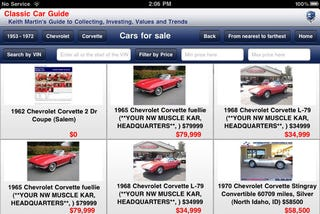 Illustration for article titled Buying a car at auction? There's an app for that